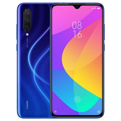 Смартфон Xiaomi Mi9 Lite 6/64GB Global Version Aurora Blue (Синий)