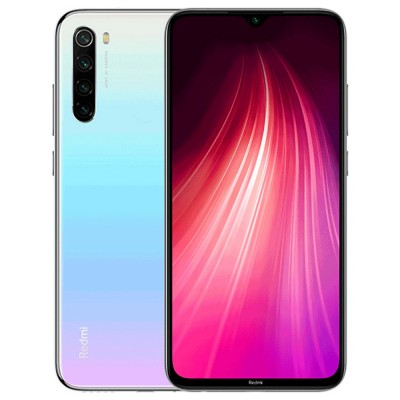 Смартфон Xiaomi Redmi Note 8 4/128GB White (Белый) Global Version