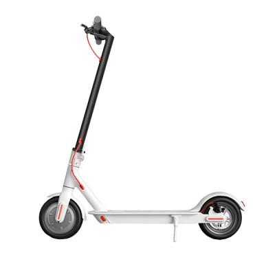 Электросамокат Xiaomi Mi Electric Scooter 1S White