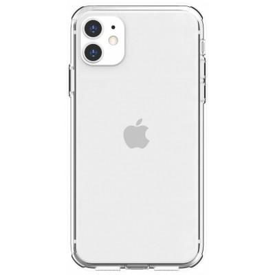 Силиконовый Чехол Для Apple Iphone 11 Прозрачный