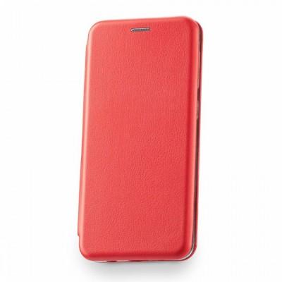 Чехол-книжка для Xiaomi Mi 11 Lite Red (Красная)