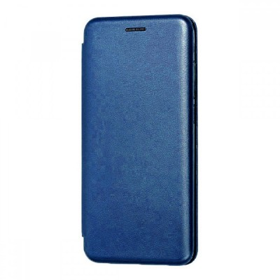 Чехол-книжка для Xiaomi Redmi Note 10 Pro Blue (Синяя)