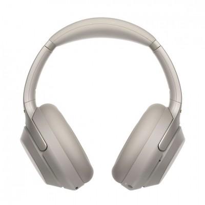Беспроводные наушники Sony WH-1000XM4 Silver (Серебристый)
