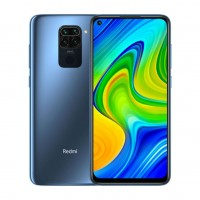 Смартфон Xiaomi Redmi Note 9 3/64GB (NFC) Global Version Midnight Grey  (Серый) EAC