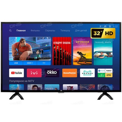 "Телевизор Xiaomi Mi TV 4A 32 T2 Global 31.5"" (2019)"