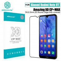 Защитное Стекло Nillkin CP+PRO Tempered Glass 5D для Xiaomi Redmi Note 8t