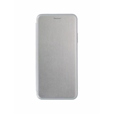 Чехол-книжка для Xiaomi Mi 11 Lite (Серый)