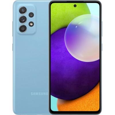 Смартфон Samsung Galaxy A52 8/256GB Blue (Синий)