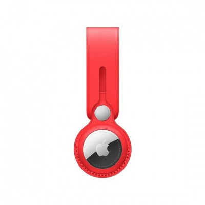Ремешок Apple AirTag Loop Red