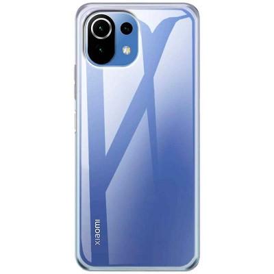 Силиконовый Чехол для Xiaomi Mi 11 Lite