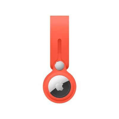 Ремешок Apple AirTag Loop Electric Orange
