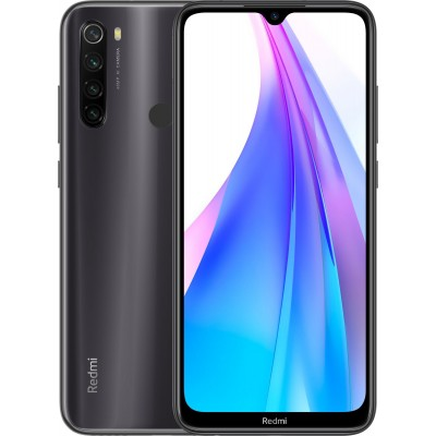 Смартфон Xiaomi Redmi Note 8T 4/64GB Grey Global Version EAC