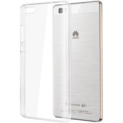 Силиконовый Чехол  Для Huawei Honor 20 Прозрачный