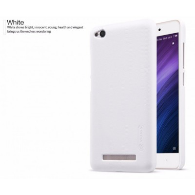 Накладка Nillkin Frosted shield Для Xiaomi Redmi 4a White