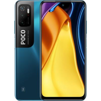 Смартфон Xiaomi POCO M3 Pro 5G 6/128GB (NFC) Cool Blue (Сини..