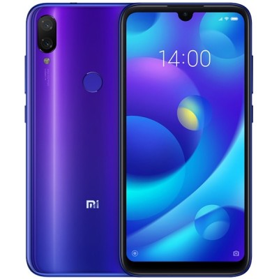 Смартфон Xiaomi Mi Play 4/64GB Blue (Синий)  Global Version