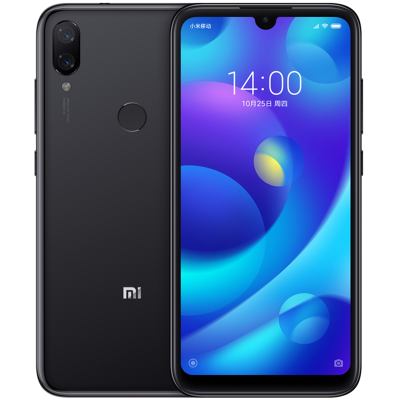 Смартфон Xiaomi Mi Play 4/64GB Black Global Version