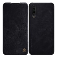 Чехол-книжка Nillkin Qin leather case для Xiaomi Redmi Note 8T Цвет: Black
