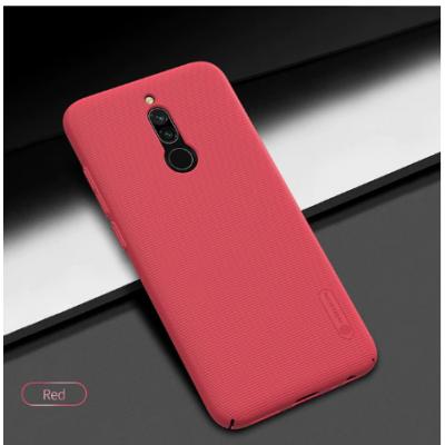 Накладка Nillkin Super Frosted Shield для Xiaomi Redmi 8/8a Цвет: Красный