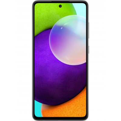 Смартфон Samsung Galaxy A52 4/128GB Black (Черный)