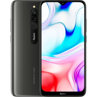 Смартфон Xiaomi Redmi 8 4/64GB Black (Черный Оникс) Global Version