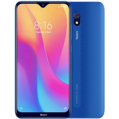 Смартфон Xiaomi Redmi 8A 2/32gb Blue (Голубой океан) Global Version EAC