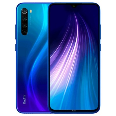 Смартфон Xiaomi Redmi Note 8T 4/64GB Blue Global Version EAC
