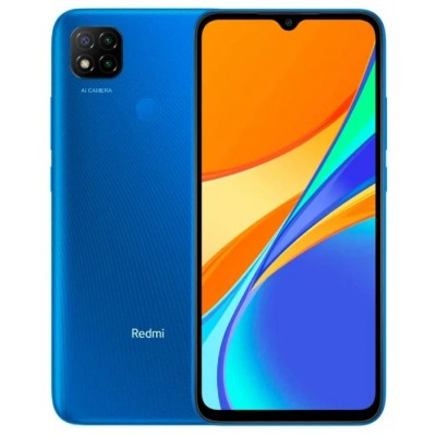 Смартфон Xiaomi Redmi 9C 3/64Gb (NFC) Twilight Blue  Global Version