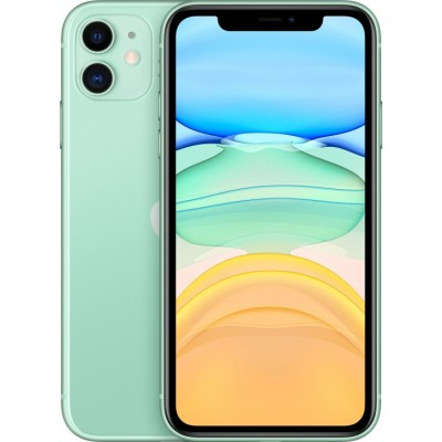 Смартфон Apple iPhone 11 64GB Green (Зеленый) MHDG3RU/A