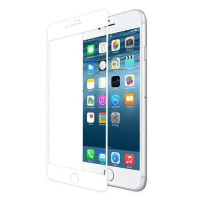 Защитное Стекло 3D Для Apple Iphone 8 Plus White