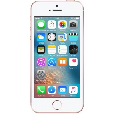 Смартфон Apple iPhone SE 32Gb A1723 Rose Gold