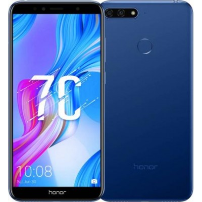 Смартфон Honor 7C 32Gb Blue (Синий) (RU)
