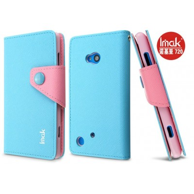 Чехол Imak  для Nokia Lumia 720 Color Blue