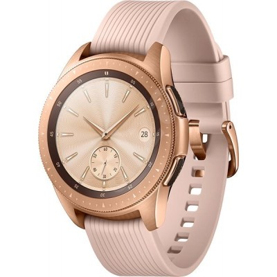 Часы Samsung Galaxy Watch 42 мм Rose Gold/Pink Beige