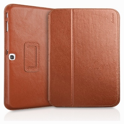 Yoobao Executive Leather Case for Samsung Galaxy Note N8000 Коричневый