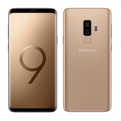 Cмартфон Samsung Galaxy S9+ 64Gb Sunrise Gold (Ослепительная Платина)