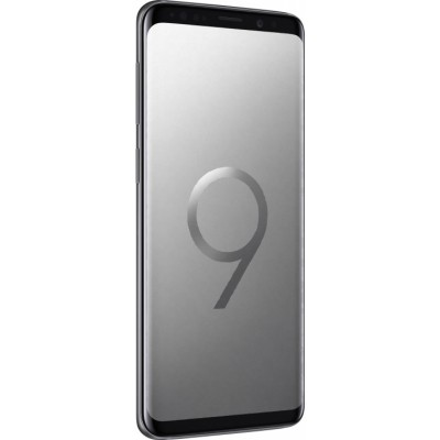 Смартфон Samsung Galaxy S9 128Gb Titan (Титан)
