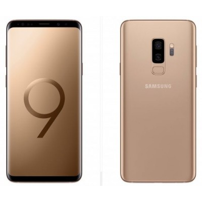 Смартфон Samsung Galaxy S9 64Gb Sunrise Gold (Ослепительная платина)