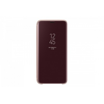 Чехол-книжка Samsung Galaxy S9 Clear View Standing Cover Gold