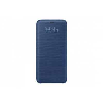 Чехол-книжка Samsung Galaxy S9 Led View Cover Blue