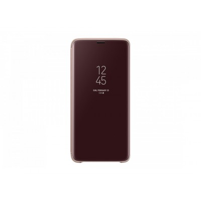 Чехол-книжка Samsung Galaxy S9+ Clear View Standing Cover Gold