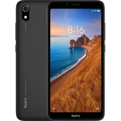 Смартфон Xiaomi Redmi 7a 2/32Gb Black (Черный) Global