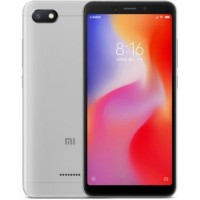 Смартфон Xiaomi Redmi 6A 3/32Gb Grey (Серебристый)