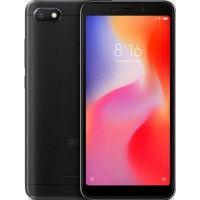Смартфон Xiaomi Redmi 6A 2/16Gb Black Global Version (Черный)