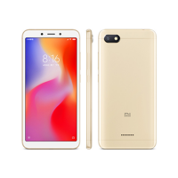 Смартфон Xiaomi Redmi 6A 2/16Gb Gold Global Version (Золотой)