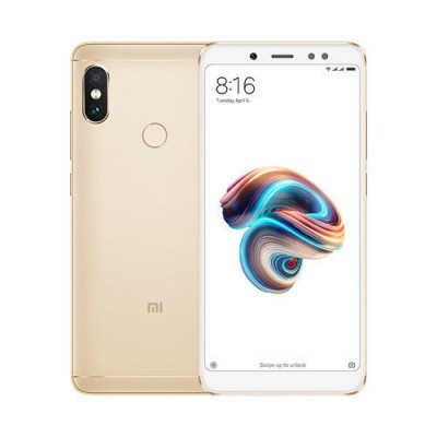 Смартфон Xiaomi Redmi Note 5 3/32GB Gold (Золотой) Global