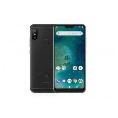 Смартфон Xiaomi Mi A2 Lite 3/32Gb Black (Черный)
