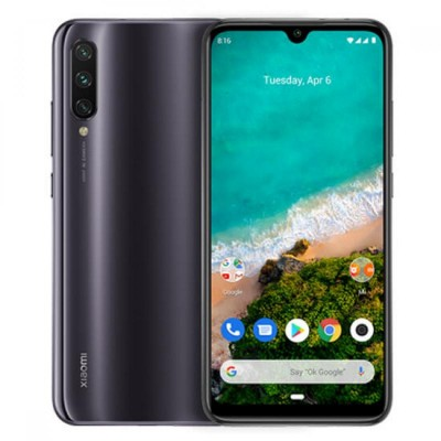 Смартфон Xiaomi Mi A3 4/128GB Grey (Серый) Global Version Eu
