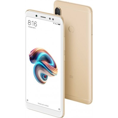 Смартфон Xiaomi Redmi Note 5 4/64GB Gold (Золотой)