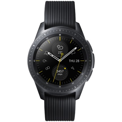 Часы Samsung Galaxy Watch 46 мм Silver